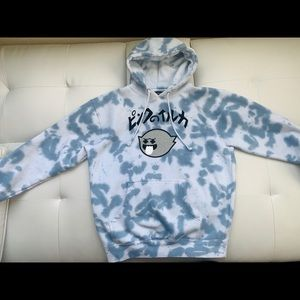 Pink Dolphin Hoodie